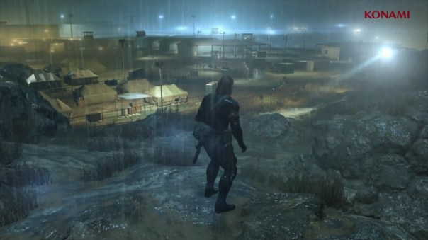 Screenshot Metal Gear Solid Ground Zeroes