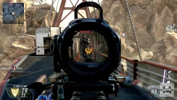 Black Ops II multijugador online
