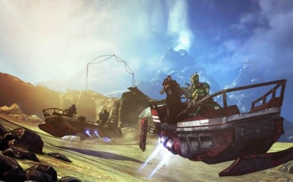 Borderlands 2 Captain Scarlett DLC - Nuevo vehículo