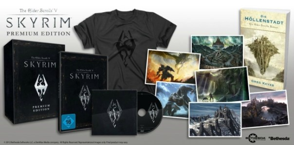Skyrim Premium Edition