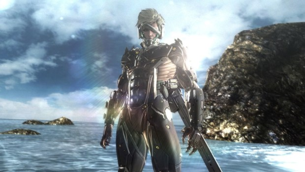 Metal Gear Rising: Revengeance Raiden