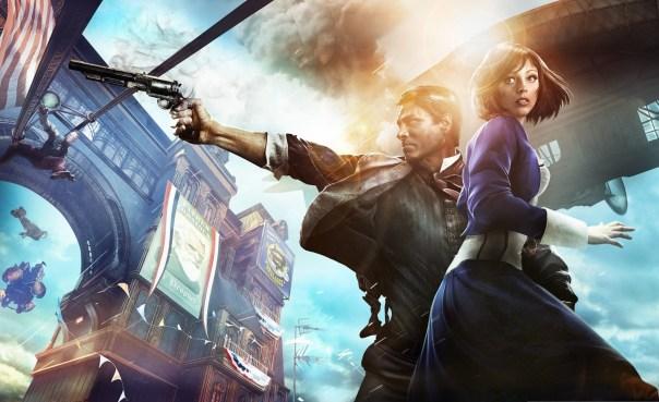 Especial Nochevieja 2012 Bioshock Infinite