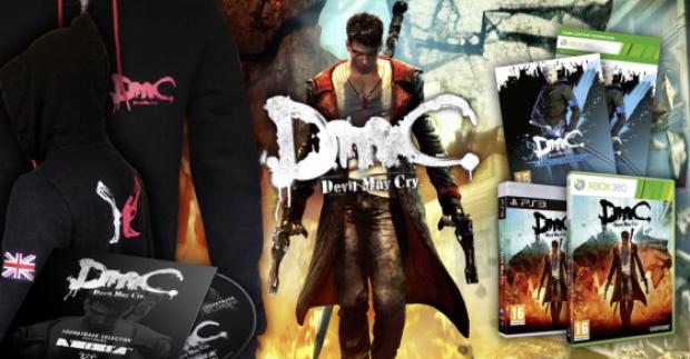 DmC: Devil May Cry Edición Premium