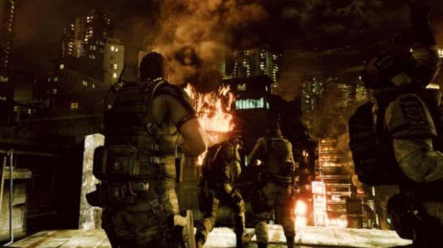 Resident Evil 6 Actualización diciembre 2012