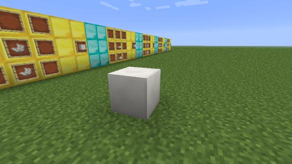 Bloque de cuarzo minecraft 1.5