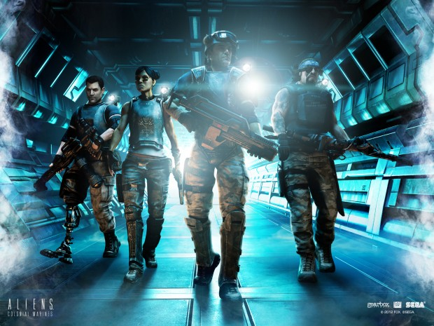 Aliens: Colonial Marines disponible con trailer de lanzamiento