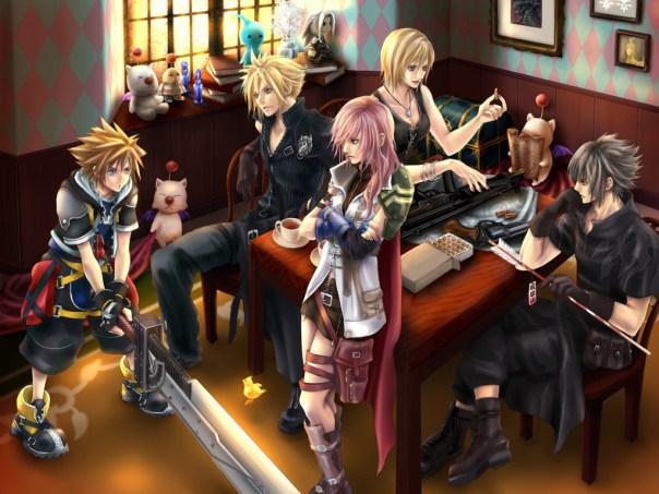 Personajes Square Enix