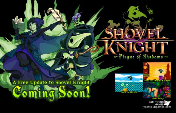 Anunciado contenido descargable para Shovel Knight