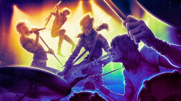 rock-band-illustration