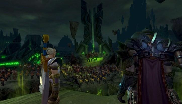 Una nueva aventura os aguarda en World of Warcraft: Legion