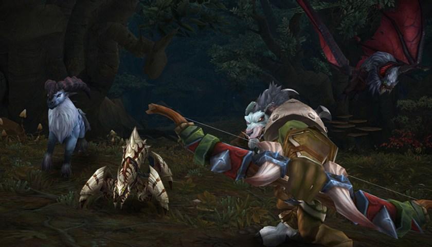 Nuevos talentos PvE World of Warcraft Legion