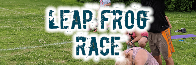 Leap Frog Race