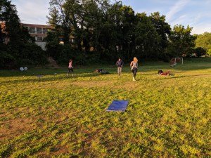 Speed Switch Fitness Game
