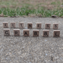 Fitness Scrabble