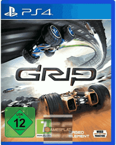 Grip: Combat Racing PS-4