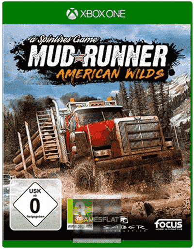Spintires: MudRunner XB-One American W American Wilds Edition