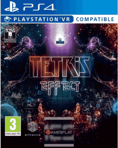 Tetris Effect PS-4 AT VR kompatibel