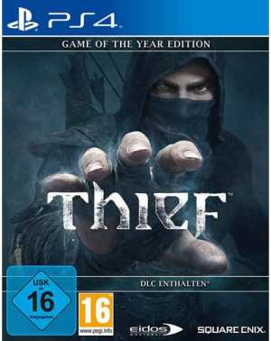 Thief GOTY DISC USK PS4