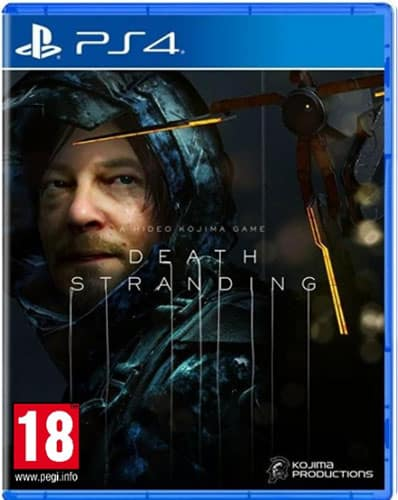 Death Stranding  PS-4  AT