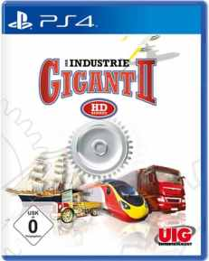 Industrie Gigant 2 DISC USK PS4
