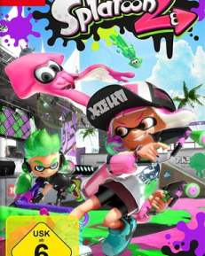 Splatoon 2 CARD USK Switch