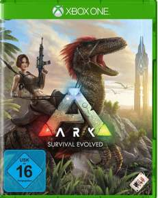 Ark Survival Evolved DISC USK XBOX
