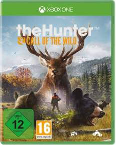 Hunter - Call of the Wild DISC USK XBOX