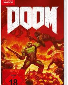 Doom CARD USK Switch