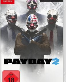 Payday 2 CARD USK Switch