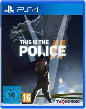 This is the Police 2  PS-4