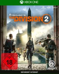Division 2 DISC USK XBOX