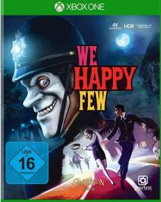 We Happy Few DISC USK XBOX