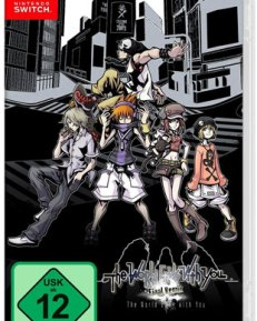 World Ends with You CARD USK Switch