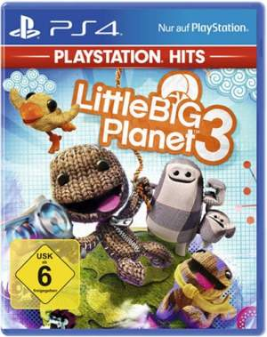 Little Big Planet  3  PS-4  PSHits