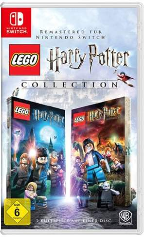 Lego Harry Potter Collection CARD USK Switch