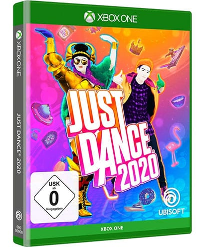 Just Dance 2020 DISC USK XBOX