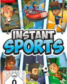 Instant Sports CARD USK Switch