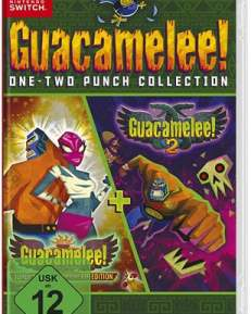 Guacamelee One CARD USK Switch