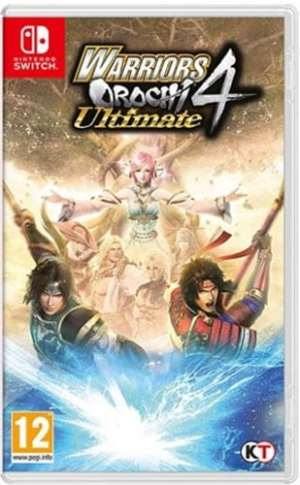 Warriors Orochi 4 Ultimate  Switch  UK