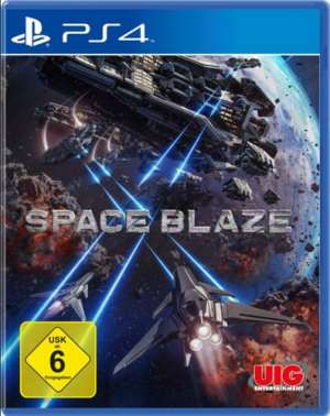 Space Blaze  PS-4