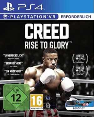 VR Creed: Rise to Glory  PS-4