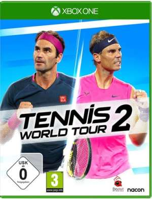 Tennis World Tour 2  XB-ONE