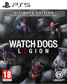 Watch Dogs Legion  PS-5  Ultimate  AT
