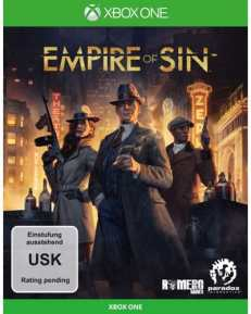 Empire of Sin  XB-ONE  D1