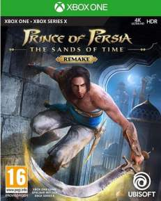 Prince of Persia  XB-One  Sands of T. AT Remake
