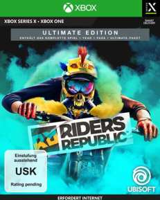 Riders Republic  XB-One  Ultimate Smart Delivery