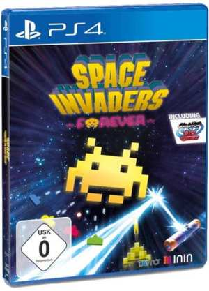 Space Invaders Forever  PS-4