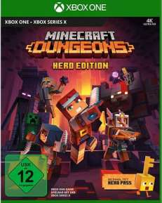 Minecraft Dungeons  XB-One Hero Edition