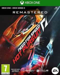NFS  Hot Pursuit  XB-One  Remastered AT