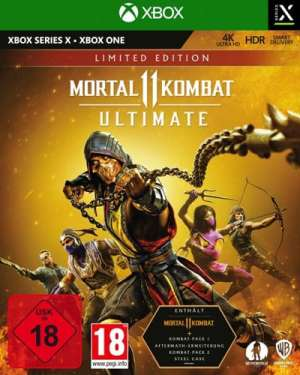 Mortal Kombat 11 Ultimate  XB-One  L.E. Smart delivery